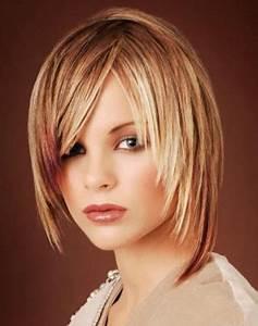 Coupe Degrade Femme : belle coupe cheveux femme mi long degrade effile ~ Farleysfitness.com Idées de Décoration