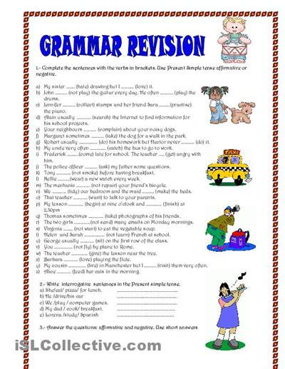 grammar correction worksheets for 2nd grade sentence correction worksheets 2nd grade language arts