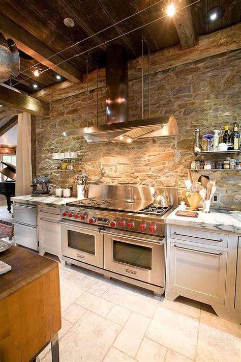 cuisiner la vieille déco pour les murs de la cuisine en 49 exemples