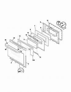 Frigidaire Electric Range Parts