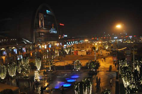 diwali celebration  citywalk delhi