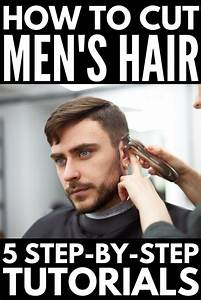 How To Cut Men U0026 39 S Hair At Home  10 Tips And Step