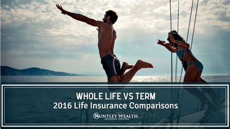 While most people know that life insurance will pay a sum of money to their beneficiaries if they pass away, they may not be able to explain the differences and benefits of term. term vs. permanent life insurance comparison Archives - Huntley Wealth Insurance   Instant Term ...
