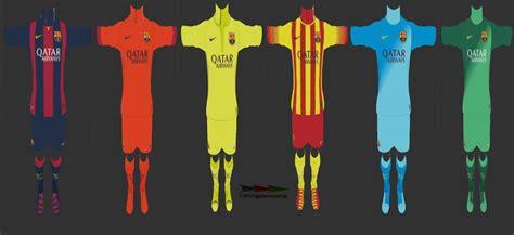 ultigamerz: FC BARCELONA 2011 TO 2017 KITS PES 2013