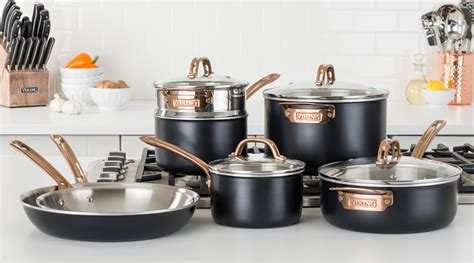 black  copper cookware brings style   stovetop home furnishings news