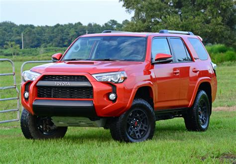 2014 Toyota 4runner Mpg by 2015 Toyota 4runner Trd Pro Review Test Drive