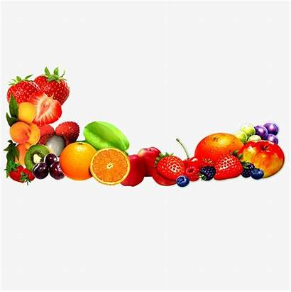 Fruit Border Clipart Fresh Clip Pngtree Clipground