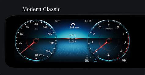 mercedes mbux infotainment system finally ditches