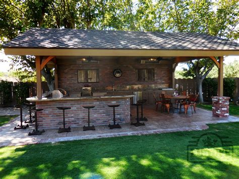 outdoor kitchens lidyoff landscaping development co