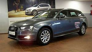 Audi A4 Avant 2 0 Tdi Multitronic Attraction Fa186022 Monsungrau  U0026quot Autohaus Czychy U0026quot