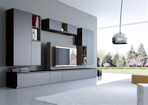 soggiorno italia come arredare la parete soggiorno in stile moderno e
