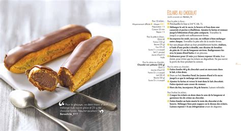 marmiton fr recettes cuisine eclair au chocolat marmiton