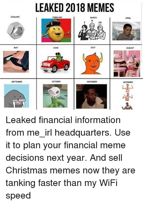 Christmas Memes 2018 - leaked 2018 memes january february march april may june july august september october december