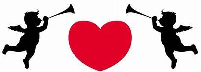 Clipart Cupid Valentines Transparent Valentine Webstockreview