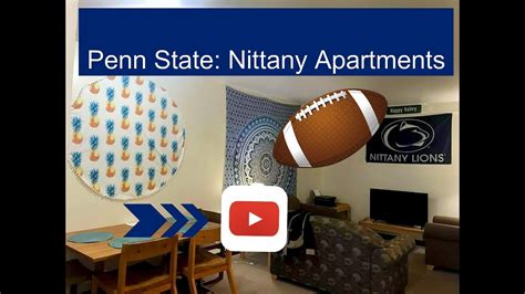 Penn State Appartments by Penn State Nittany Apartments 4 Bedroom Townhouse Tour