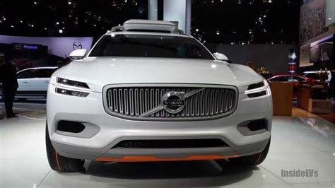 pure electric volvo xc suv coming