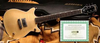 Malcolm Young Gretsch G6131 Rumbleseatmusic