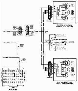 2005 Chevy Silverado Backup Light Wiring Diagram