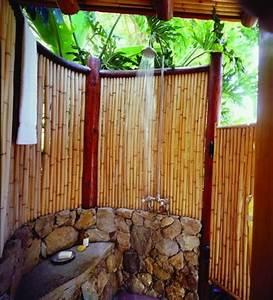 Dusche Für Garten : sichtschutz f r gartendusche 35 tolle beispiele ~ Markanthonyermac.com Haus und Dekorationen