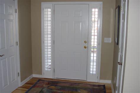 Door - Window : Good And Useful Ideas For Front Door Blinds-interior
