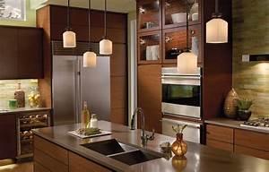 Pendant lights over kitchen sink decobizz