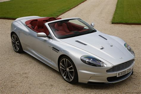 Aston Martin Dbs Volante Aston Martin Dbs Volante Review Photos 1 Of 50