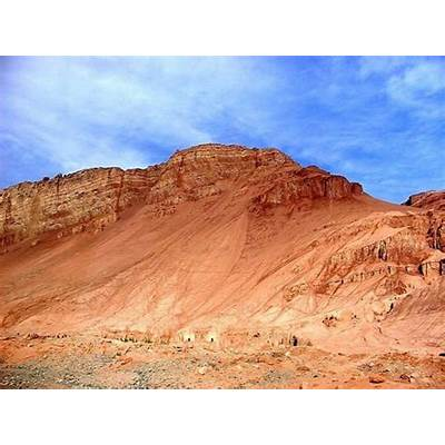 Photo Image & Picture of Xinjiang Turpan Depression Tour