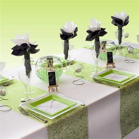 mariage th 232 me couleur vert anis et gris d 233 coration forum mariages net