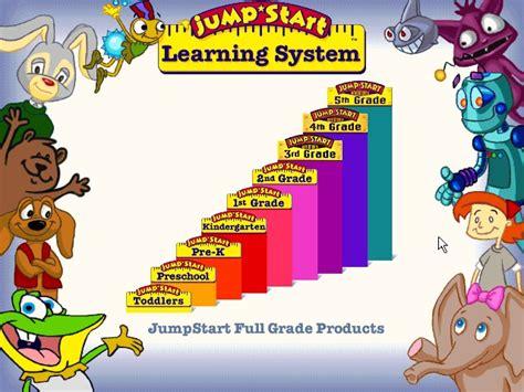 Jumpstart Learning System