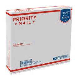 Priority Mail Box Sizes