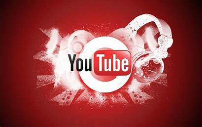Wallpapers Tube Youtuber Button Play Internet Subscribed