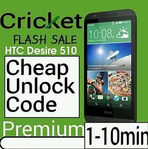 Unlock Code Cricket Htc Desire 626 625 Htc Desire 510 520