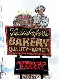 Amighetti s Bakery located in St Louis Mo in an Italian