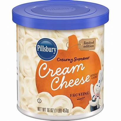 Pillsbury Frosting Cream Cheese Creamy Supreme Walmart