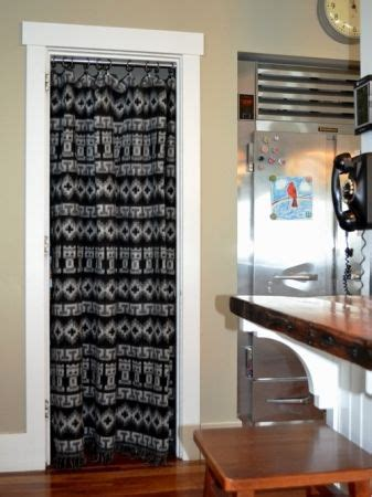 fabric cover   great makeovers  kitchen pantry