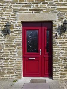 metis porte d39entree aluminium classique mi vitree bel39m With porte d entrée rouge