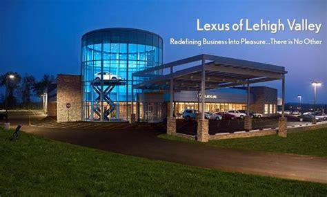 Jm Lexus New Car Inventory by Lexus Of Lehigh Valley Lexus Dealer Car Dealership In