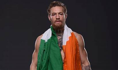 Mcgregor Conor Ufc Irish Mma Fighter Portrait