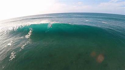 Pipeline Surfing Hawaii Surf Ocean Kelly Aerial