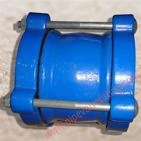 ductile iron universal coupling chinese pipe fittings tube valves  steel flanges