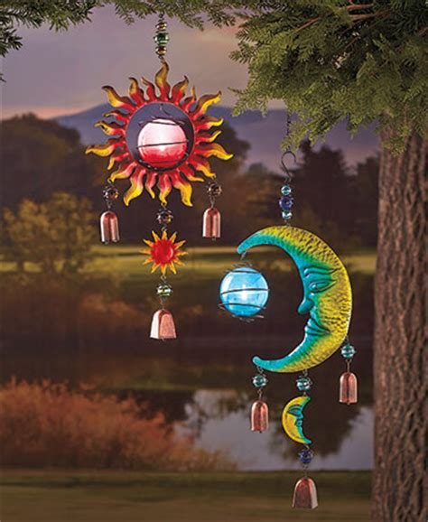 solar celestial wind chimes  commodities