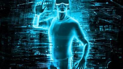 Reality Virtual Technology Wide 4k Dual