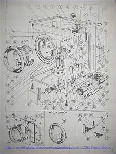 Washer Rama Museum   Philco W20 - W30 - W40