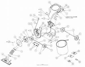 Bunton  Bobcat  Ryan 5600 Hpv High Performance Vac Parts