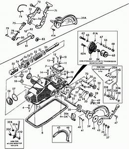 3000 Ford Tractor Parts Diagram