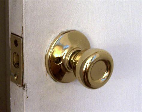 how to change a door knob door handle wikipedia
