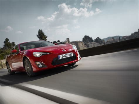 gt model year  excitement retuned toyota europe
