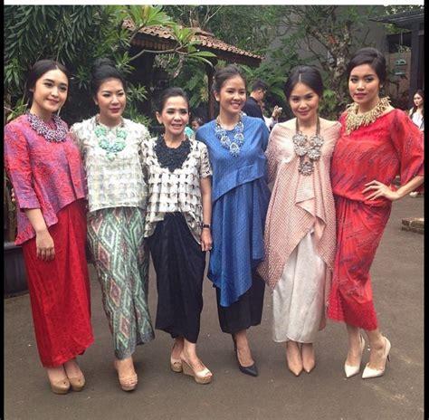 kebaya modern dress pinterest kebaya modern