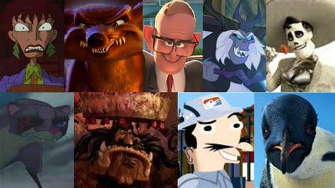 defeats   favorite animated  villains part