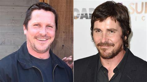 Christian Bale Looks Nearly Unrecognizable Prepares